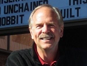 John Naber (image courtesy of wikipedia)
