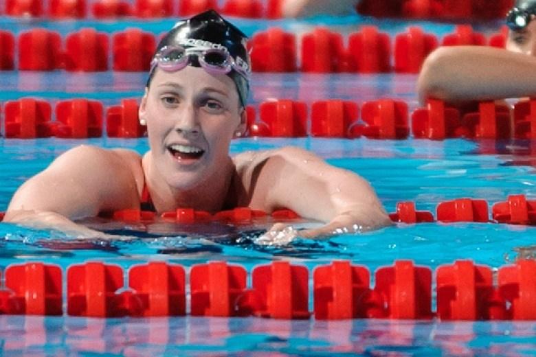 Missy Franklin 200 Back 2013 Worlds Win – Post Race Interview