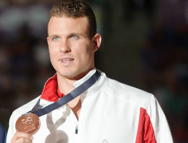 George Bovell, 50 freestyle final, 2013 FINA World Championships (Photo Credit: Victor Puig)