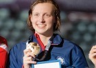 Kate Ledecky, 800 freestyle world record, 2013 FINA World Championships (Photo Credit: Victor Puig)
