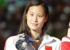 Lu Ying, 50 butterfly final, 2013 FINA World Championships (Photo Credit: Victor Puig)