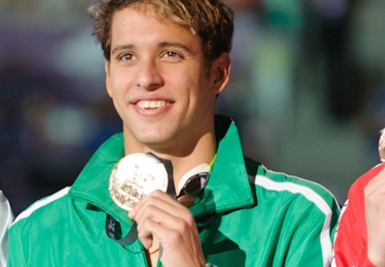 The Race for 2014 World Swimmer of the Year