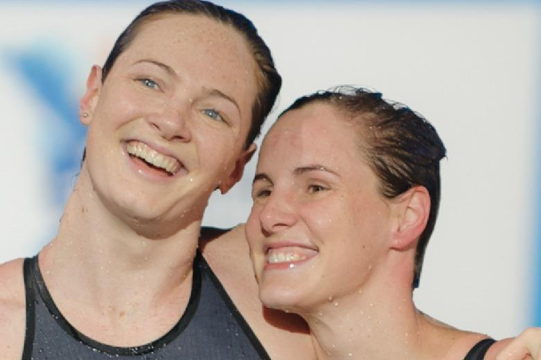Australian Swimmers Up for 'I Support Women In Sport' Awards