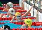 Cate Campbell, 50 freestyle prelim, 2013 FINA World Championships (Photo Credit: Victor Puig)
