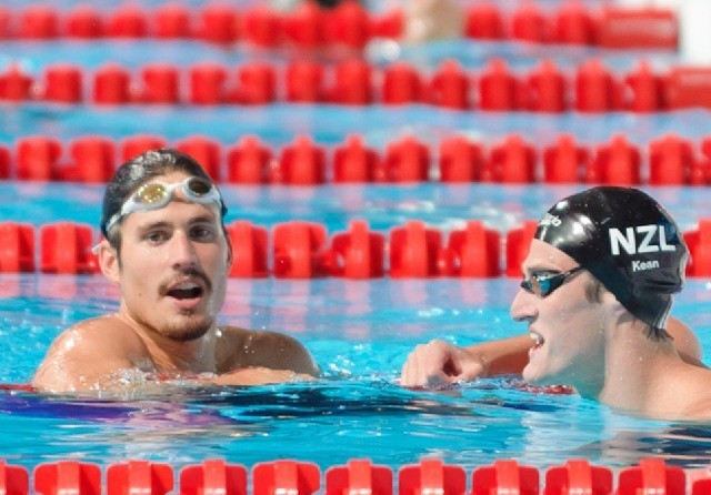 Aschwin Wildeboer Faber, 50 backstroke prelim, 2013 FINA World Championships (Photo Credit: Victor Puig)