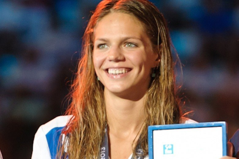 FINA Applies Provisional Suspension to World Record Holder Yulia Efimova