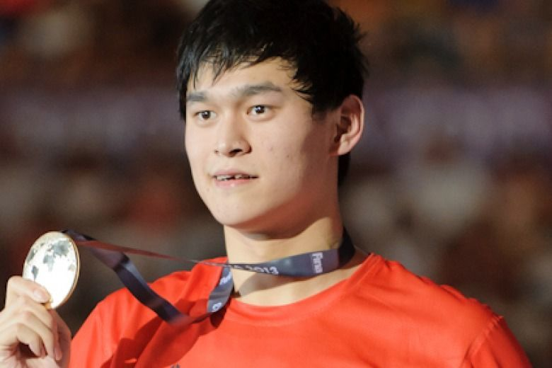 World Record Holder Sun Yang Was Banned After Positive Doping Test