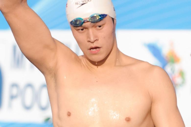 Sun Yang Swims 3rd-Ranked 400 Free to Open Chinese Nationals