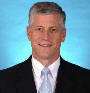 Rich DeSelm, UNC Tar Heels Head Swimming Coach (Image courtesy of UNC)