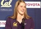 Missy Franklin (Image courtesy of Cal Swimming & Diving video capture)