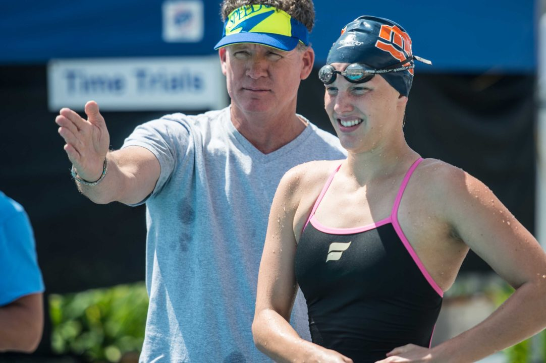 USA Swimming Foundation Fantasy Camp Now a U.S. Masters Swimming Sanctioned Event