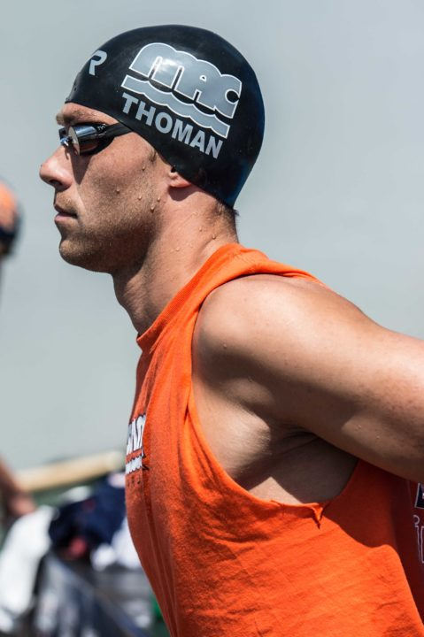 SwimMAC Men Clip 200 Medley Relay American Record