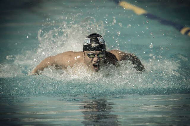 USMS Summer Nationals '13 - Mike Lewis