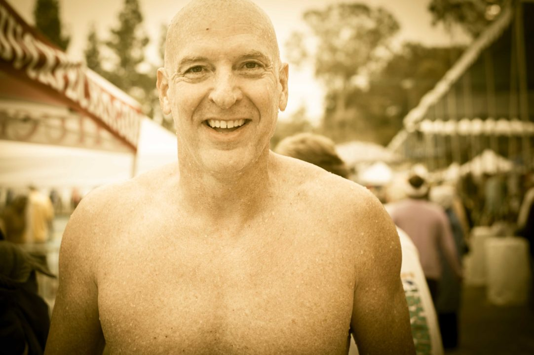 David Guthrie Headlines 2014 Class of The International Masters Swimming Hall Of Fame