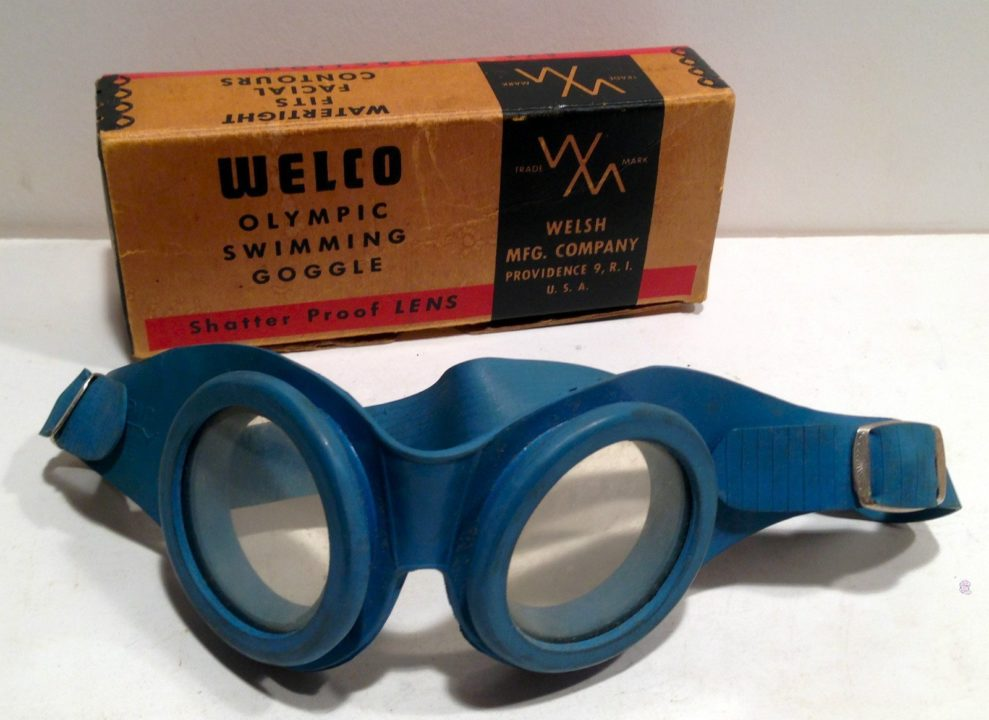Ebay Items of the Week: Vintage Goggles, And the Perfect Gift for a SWIMOM