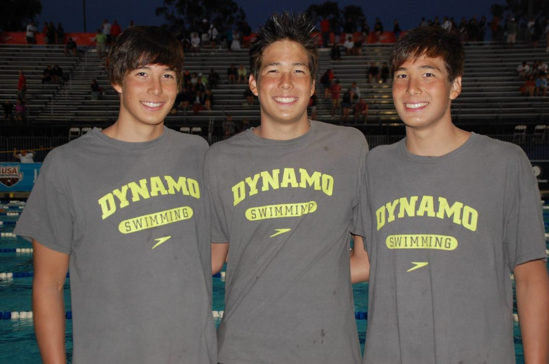 Litherland Triplets Take Seven Events, Set Three State Records At Georgia 6A State Meet