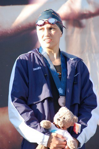 Drabot, 200 free, 2013 Junior Nationals (Photo Credit: Anne Lepesant)
