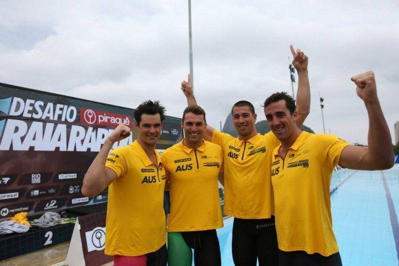 Australians Take 2013 Raia Rapida