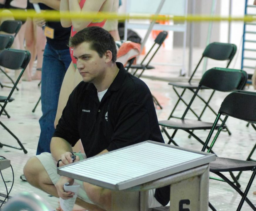 "Brett Leader Looks At ""Relative Age"" in Age Group Swimming"