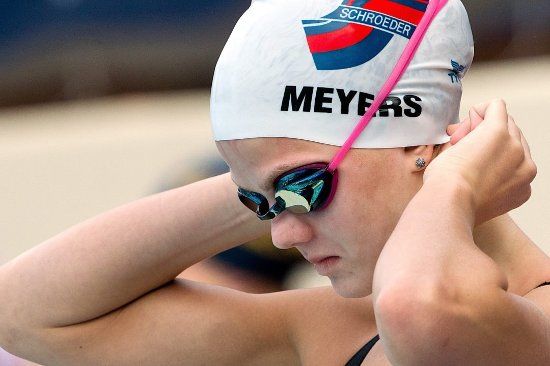 Junior National Teamer Alexandra Meyers Commits to Stanford