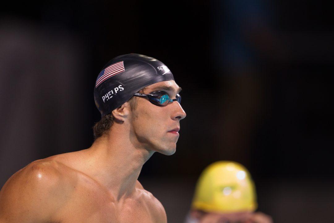 USA Swimming Confirms Michael Phelps' Comeback at Mesa Grand Prix