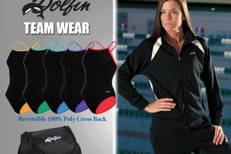 Choose Dolfin for your Swim Team this Season