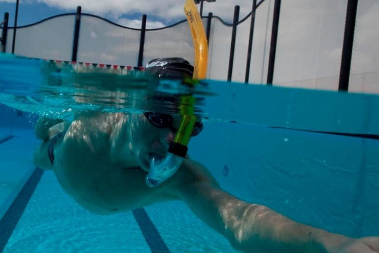 Swimming Tip: Why Use a Snorkel in Practice