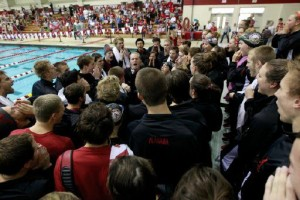 Alabama Swimming and Diving Earns 2015 CSCAA Scholastic Honors