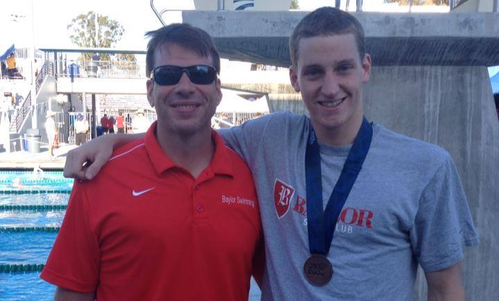 Baylor Swim Club's Sam McHugh Commits to Tennessee