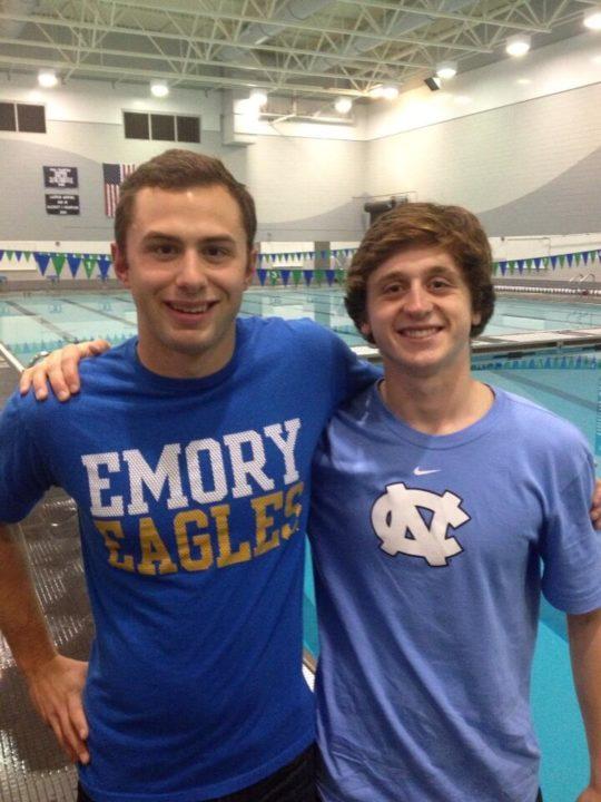 Cooper Tollen Joins Emory's Eagles
