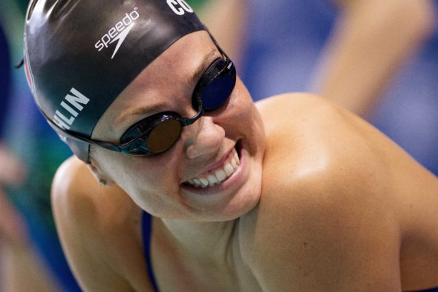 Natalie Coughlin Shares True Reason why she's in Swimming for ISL (Video)