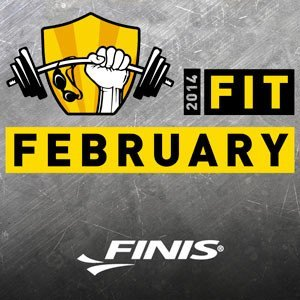 FINIS, FitFebruary-SwimSwam-300x300