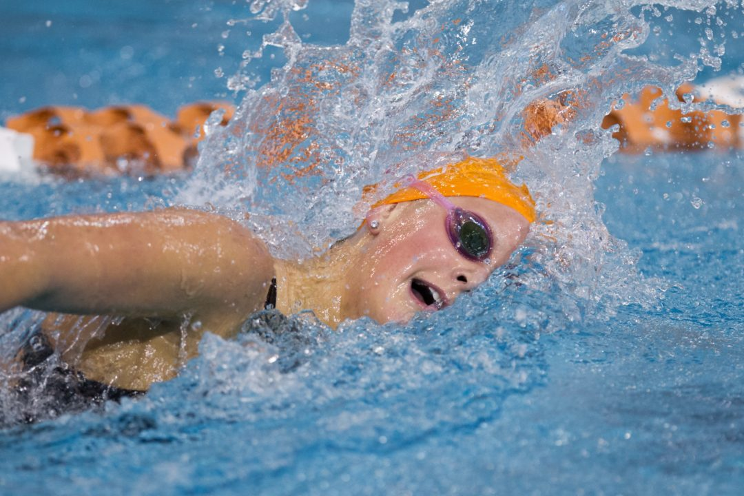 Gendron's busy night boosts Tennessee at Georgia Tech Invite, van Duijn leads Tech men