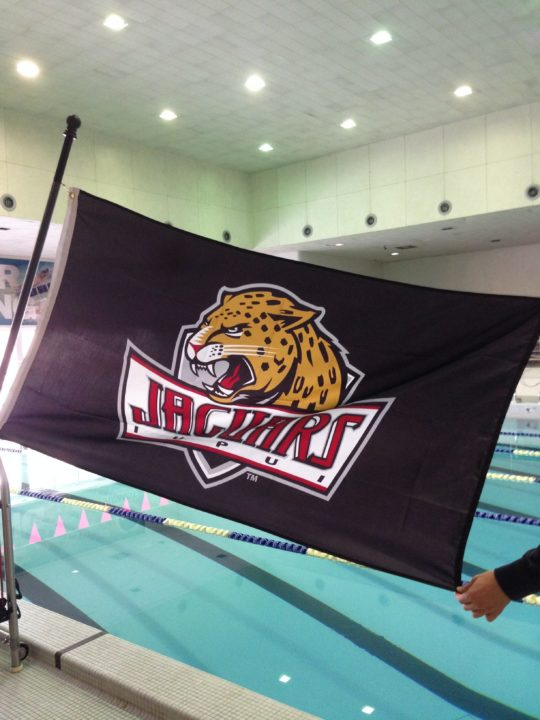 IUPUI Men Triumphant Over Xavier and Ball State in Home Tri-Meet