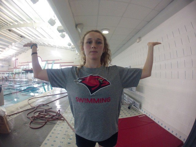 Activating Nerves for Faster Morning Swims (Courtesy of Chris O'Linger, assistant coach at the University of the Incarnate Word)