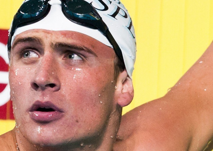 Should Ryan Lochte Be Allowed To Swim At U.S. Masters Nationals?