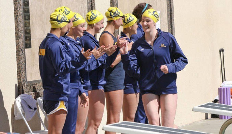 Cal Freshman Win Half Of Duel Individuals In Victory Over Washington State