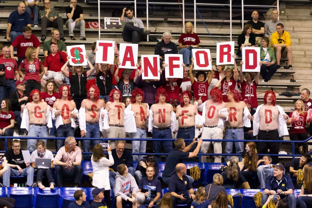Patrick Jeffrey Named Head Diving Coach at Stanford University