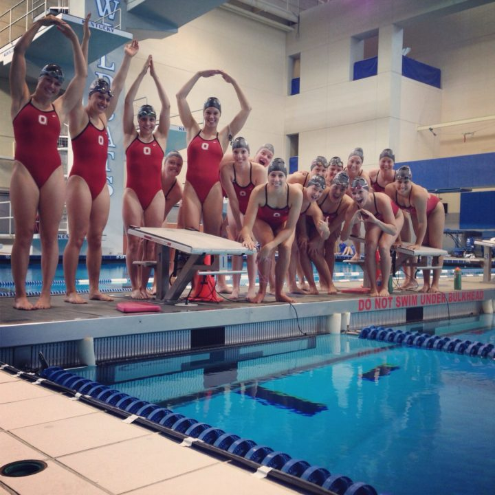 The Ohio State University Men and Women Win a Border Battle With University of Kentucky