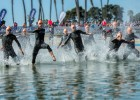 Open Water Swimming.Triathlon.Mike Lewis