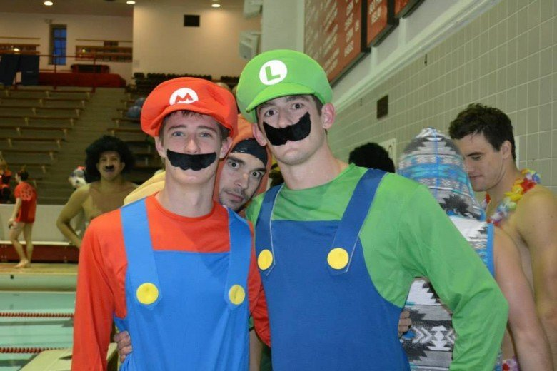 Cornell Swim and Dive Tackle Movember Challenge For Charity