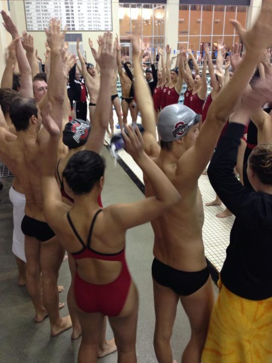 Purdue Women Sweep Home Tri Meet; Ohio State Men Win Quad Meet On The Road