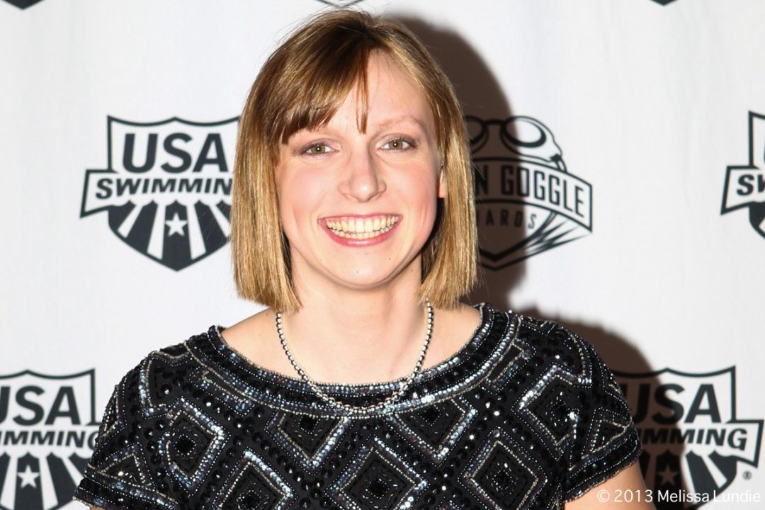 Ledecky Sets New National High School Record In the 200 Freestyle