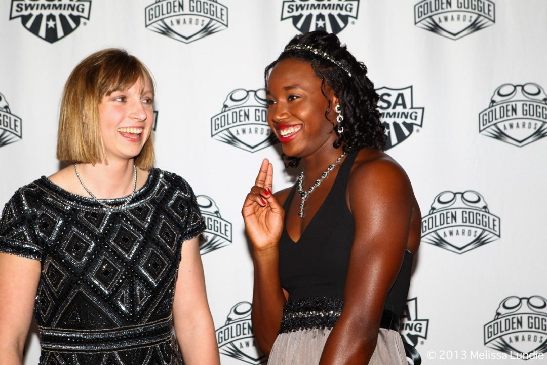 Katie Ledecky, Simone Manuel Nominated for Kids' Choice Awards