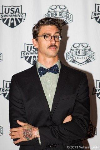 Anthony Ervin (courtesy of Melissa Lundie, melissalundie.com)