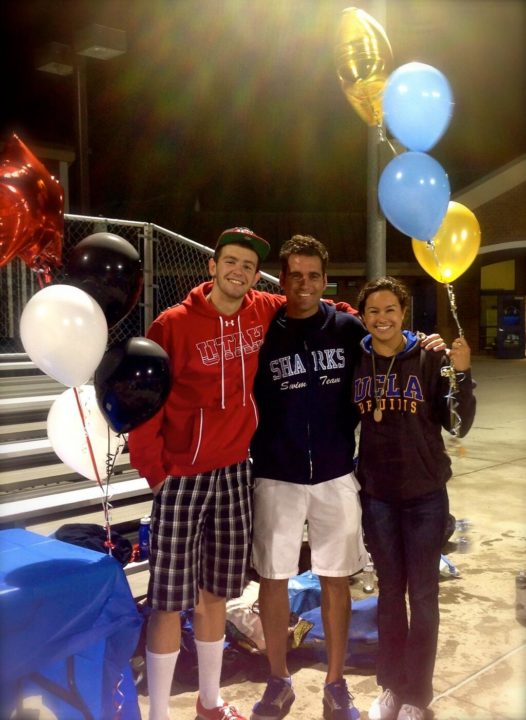 (NLI Photos) Two Crow Canyon Sharks Signed NLI To PAC-12 Schools