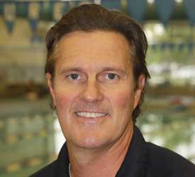 Chris Hadden, Head Swim Coach, United Swim Association