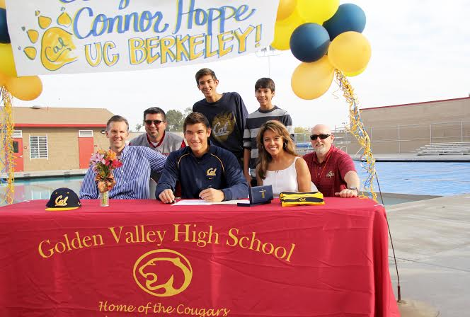Cal Adds Junior Pan Ams Medalist Diver Scribbick to Complete Fall Men's Signing Class