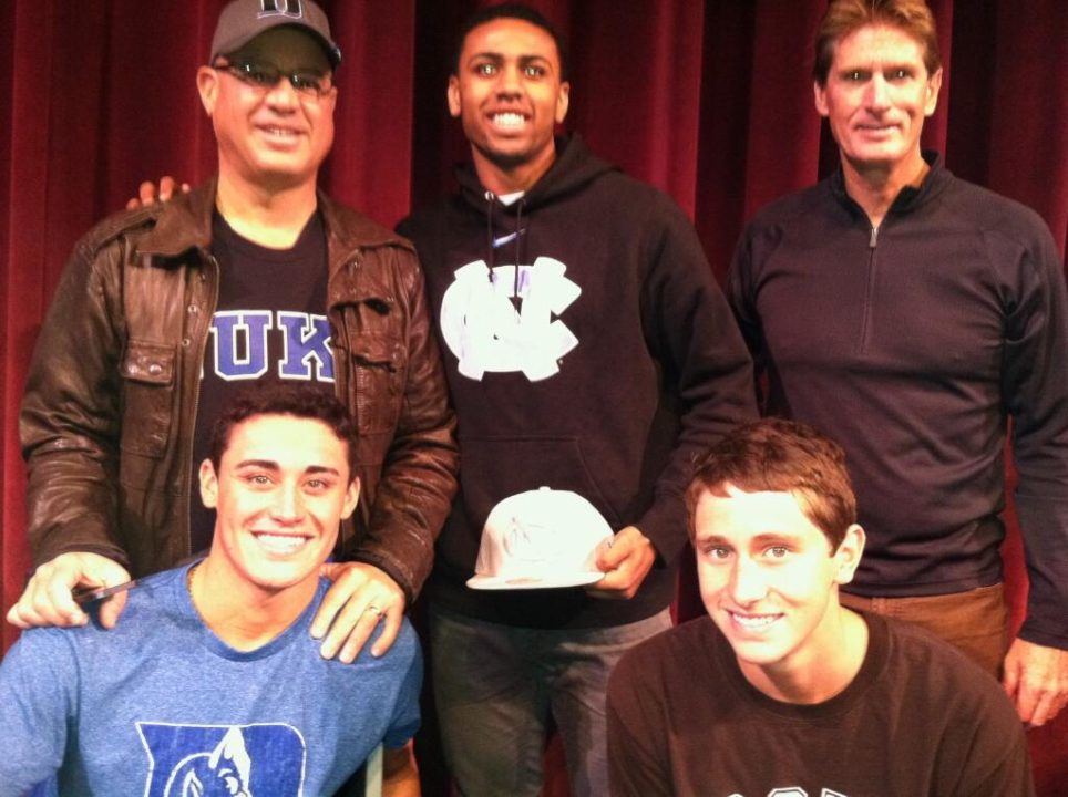 (NLI Photos) Florida's Lake Highland Prep has two sign NLIs