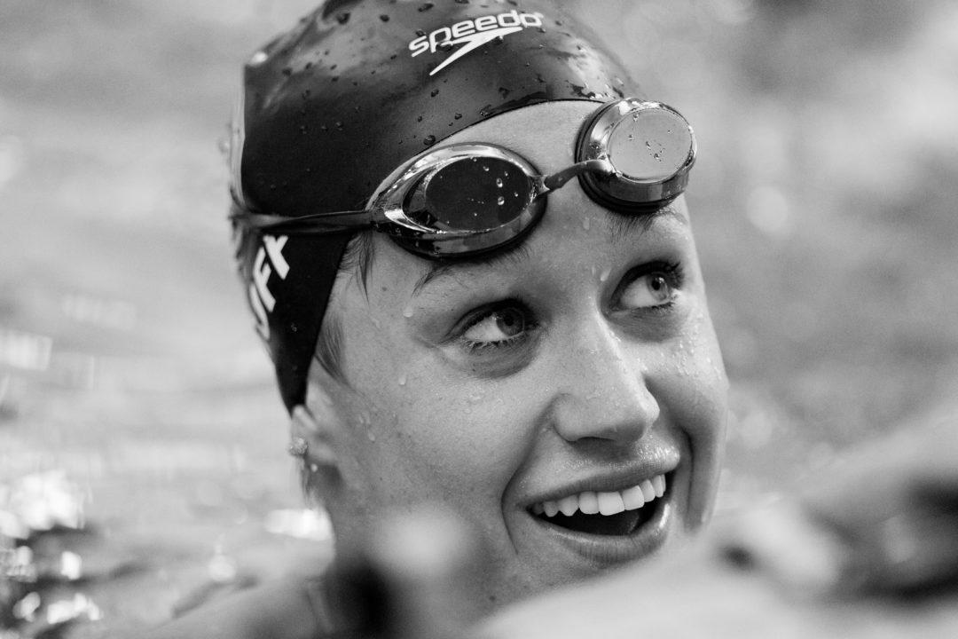 Medallista Olímpica Katie Hoff anuncia su retiro